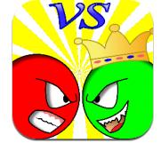 红球大战绿王